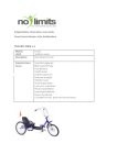 A Guide to our range of adapted bikes in Luton