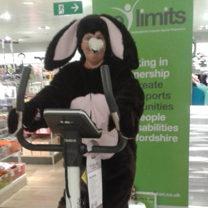 John Lewis MK cycle for No Limits