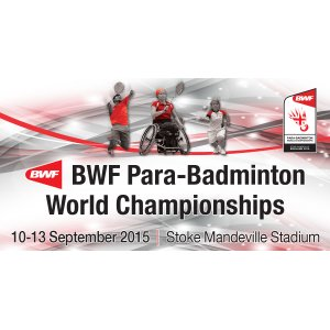 Para-Badminton World Championships taking place across the boarder!