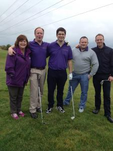 Colmworth Clinch Workplace Challenge Golf for Guys Victory