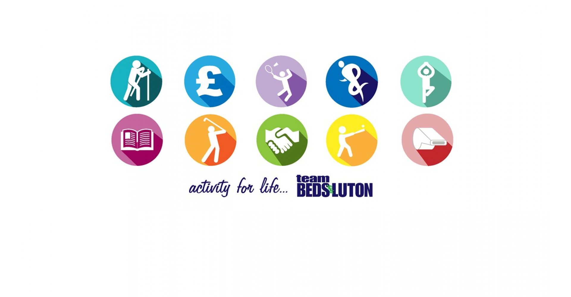 Join us in our vision for a Healthier, Happier & Fitter Bedfordshire