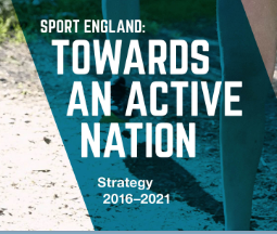 Sport England New Strategy - Towards a Healthy Nation