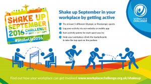 Five Reasons to Shake-Up Your Fitness for September!