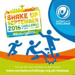 Workplace Challenge - Shake Up September Success