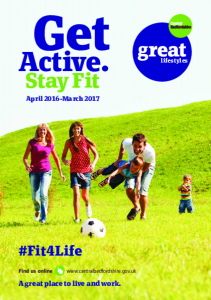 Activity Leaflet for Central Beds Area