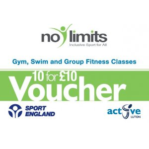 Launch of New 10 Fitness Sessions for £10 in Luton for those with a Disability