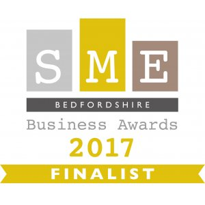 Proud to be a Finalist in the Not For Profit Category