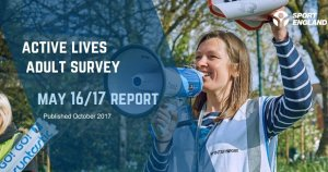 Latest Data from Active Lives Volunteering in Sport
