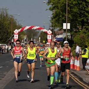London Marathon Recognises Guide Runners