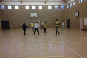 USING HANDBALL FOR A WIDER SOCIAL GOOD – TEAM BEDS&LUTON PARTNERSHIP WORK WITH THE NOAH ENTERPRISE IN LUTON