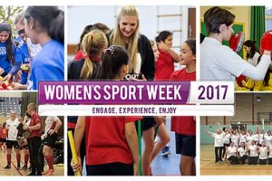Women's Sport Week 19-25 June 2017