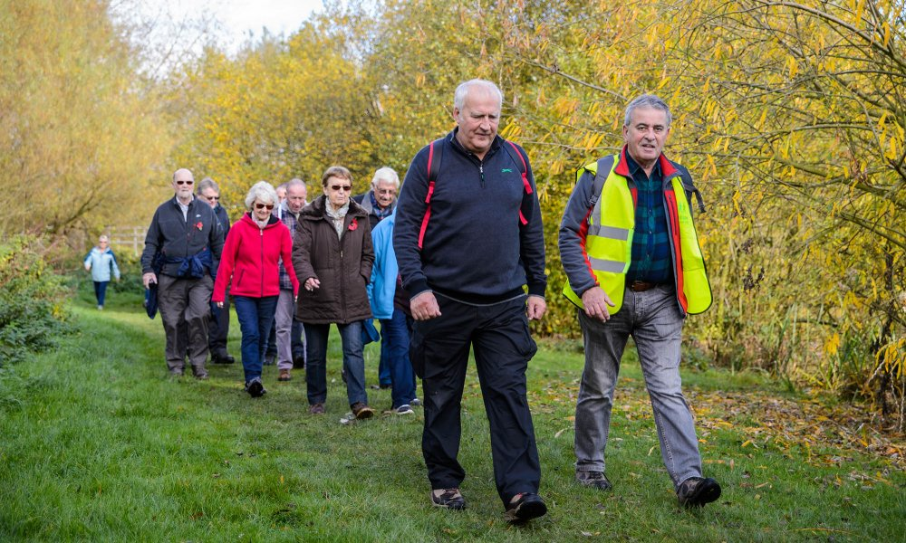 Walk 4 Health in Bedfordshire