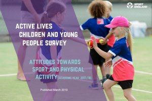 Active Lives Children and Young People Survey