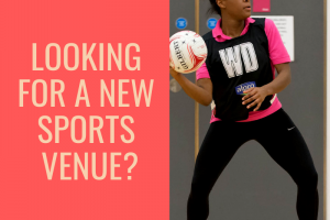Alexander Sports Centre available to hire.