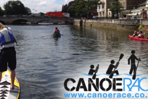 Bedford Charity Canoe Race 2015!
