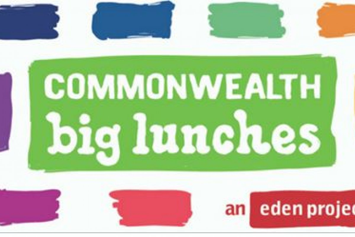Get Involved with Commonwealth Big Lunches at your club