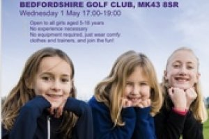 Girls Golf Rocks Programme - 2019