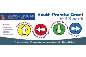 Grants for young people in Leighton Linslade!