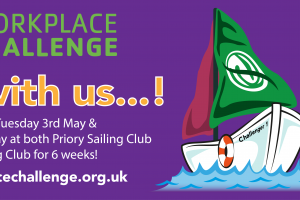 Great Opportunity to Learn to Sail with the RYA in Bedford!