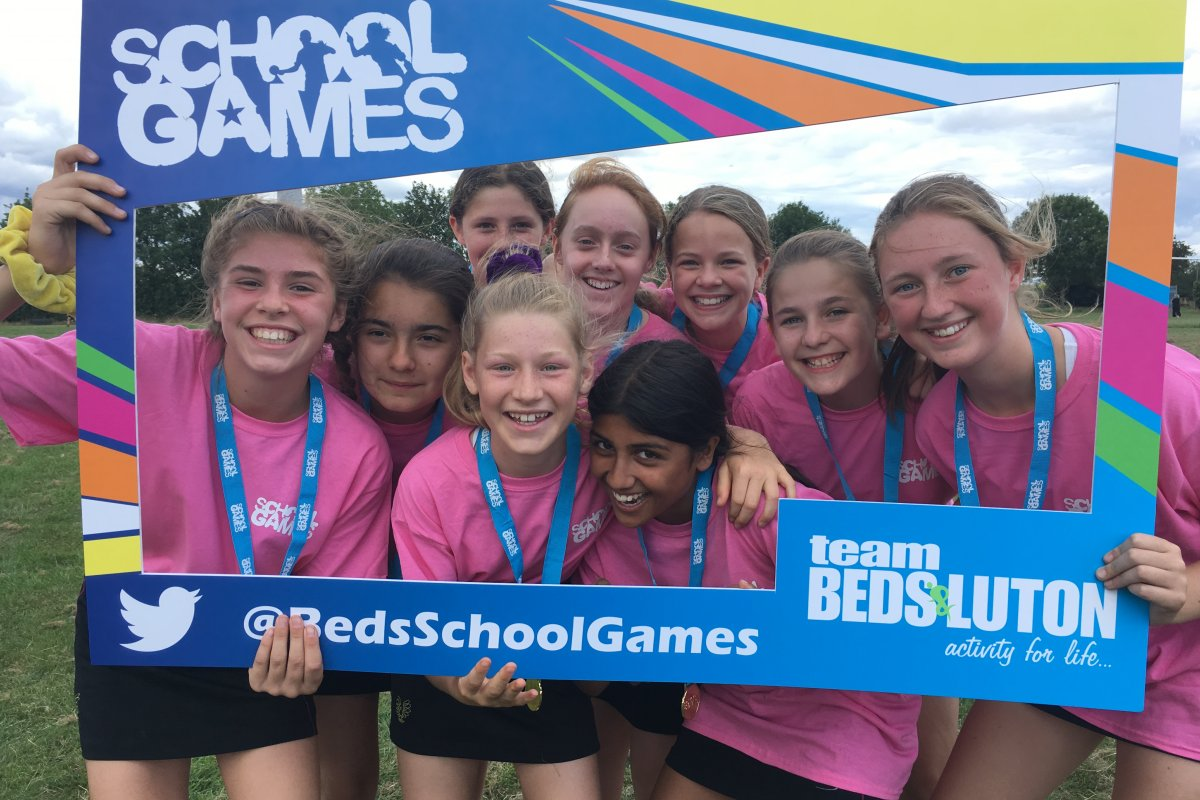 Hundreds of youngsters to take part in Bedfordshire and Luton's Summer School Games