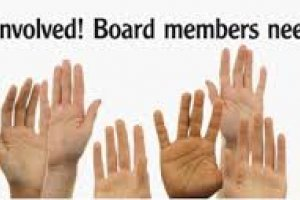 Join our Team! Board Members Needed!