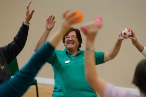 MS Society launch service to support people to become more active