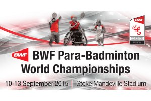 Para-Badminton World Championships taking place across the border!