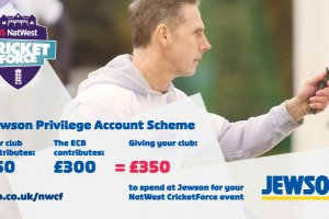 Raise Extra Funds for your Cricket Club Repairs!