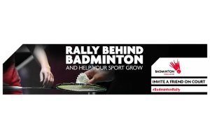 Rally Behind Badminton in Luton & Bedfordshire