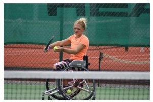 Riverside Tennis Club launches Summer #Nobarriers Disability Tennis Programme