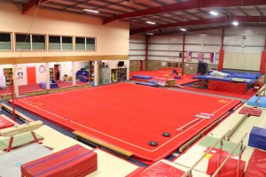 SALTO Gymnastics Club makes £50,000 investment for new floor and apparatus