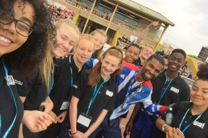 School Games Championships 27 June 2017 RESULTS!