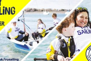 Try Sailing - Priory Sailing Club