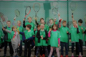 Try tennis for free this weekend across Bedfordshire at a Nature Valley Big Tennis event