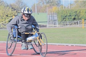 Wheelchair Racing now available in Bedford
