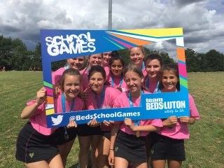 Bedfordshire and Luton Summer School Games