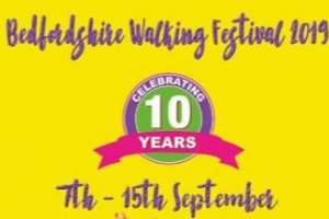 10th Annual Bedfordshire Walking Festival 7th-15th Sept