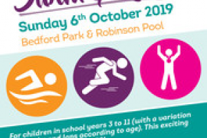 Bedford Junior Aquathlon 6th October 2019