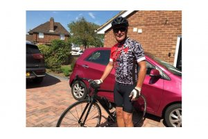 Lloyd Conaway takes on the Revolve24 cycle challenge this September