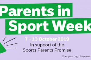 Parents in Sport Week &         the Sports Parents Promise