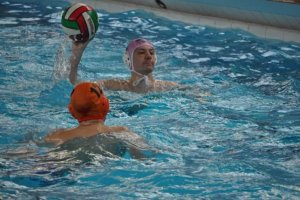 Ever wanted to try Water Polo?