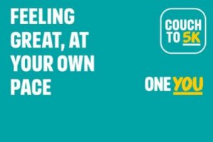 One You Couch to 5k app launching 18th May
