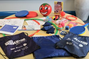 Bedfordshire children to receive Activity Packs to tackle inactivity levels