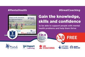 Mental Health Awareness for Sport and Physical Activity Free E-Learning