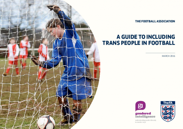 Transpeople In Football Guide
