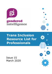 Trans Resource List Issue 15