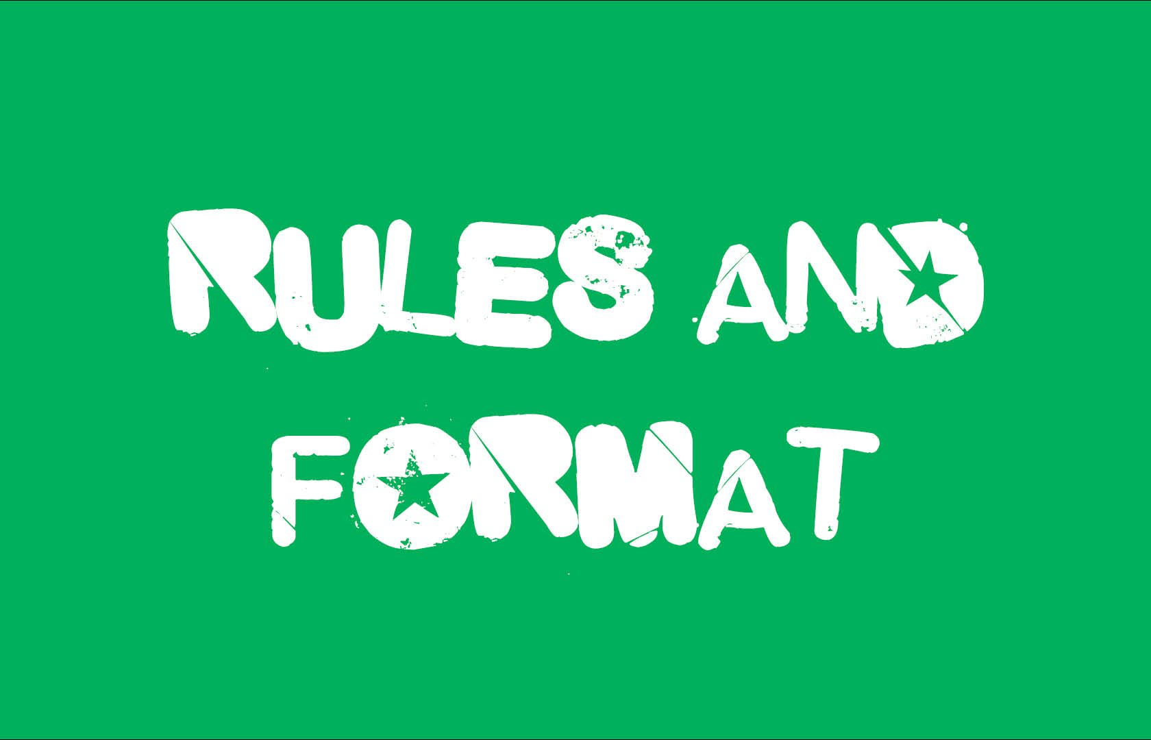 Rules & Format