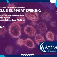 Active Herefordshire & Worcestershire Club Support Webinar